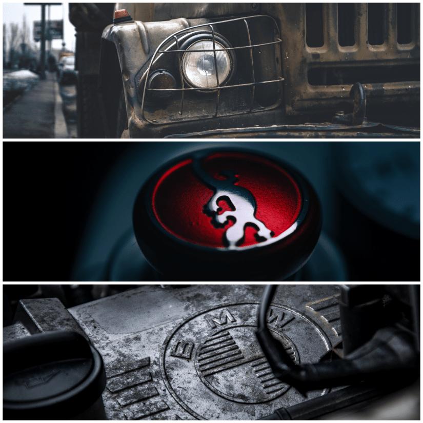 Macro Photography Ideas Vehicles