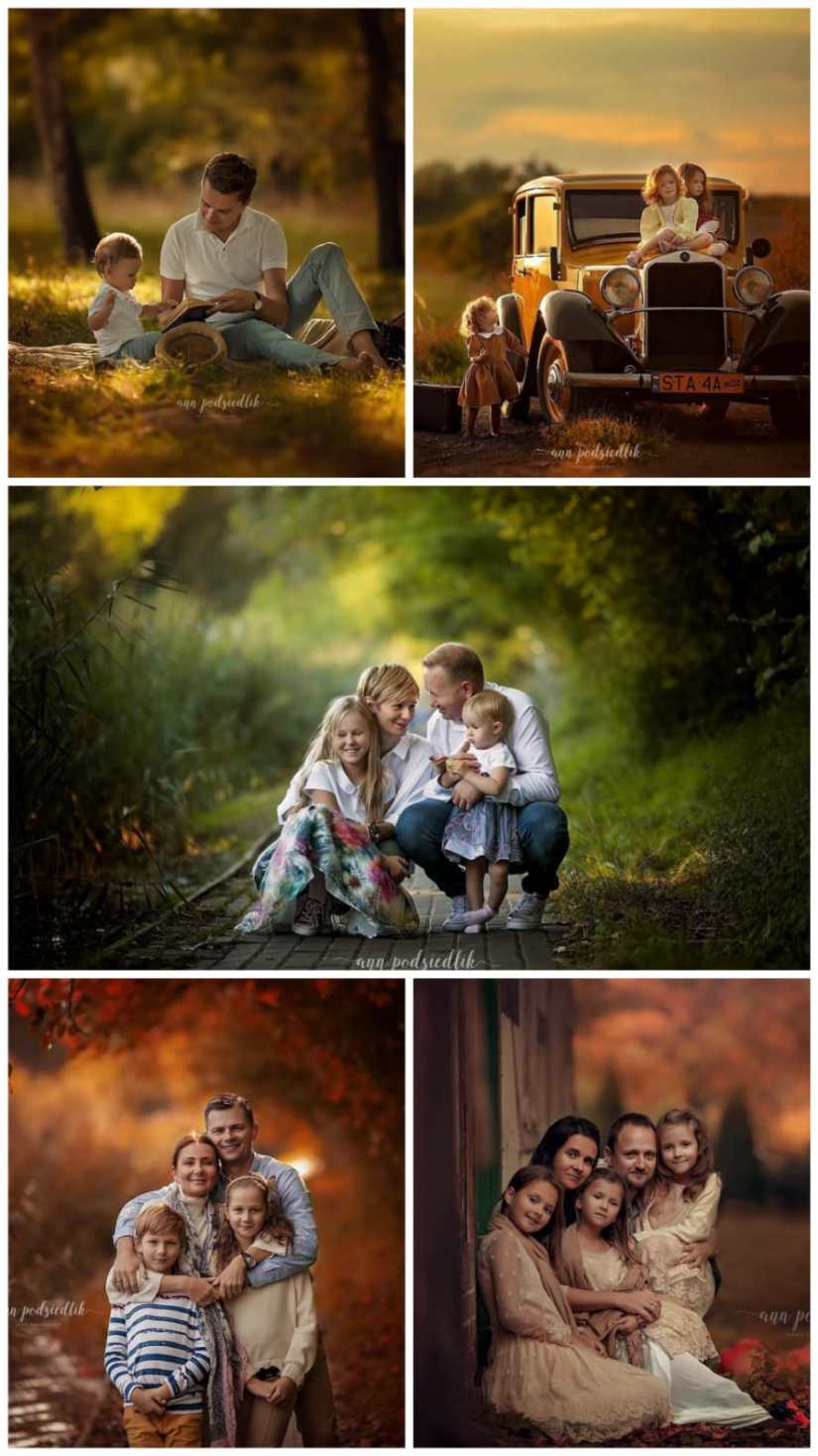 Artistic Family Photos ideas