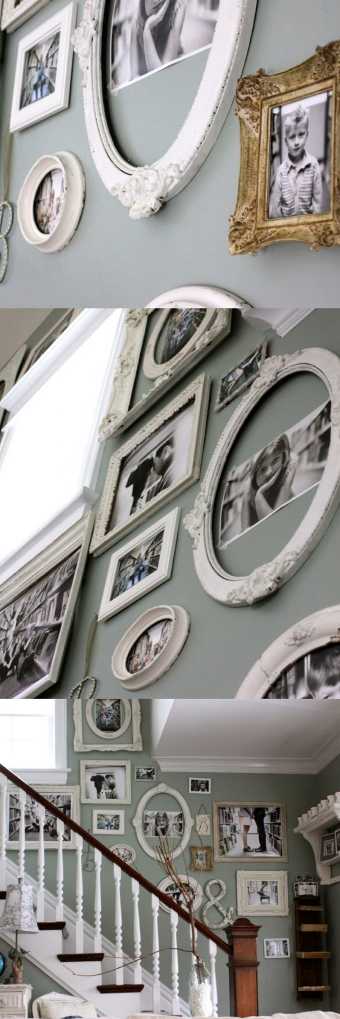 picture frames for living room wall