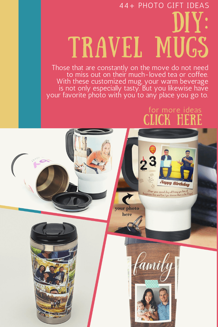 photo travel mug gift ideas