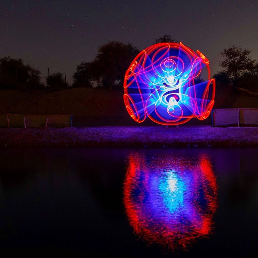 20 Awesome Orb of Light Painting Ideas