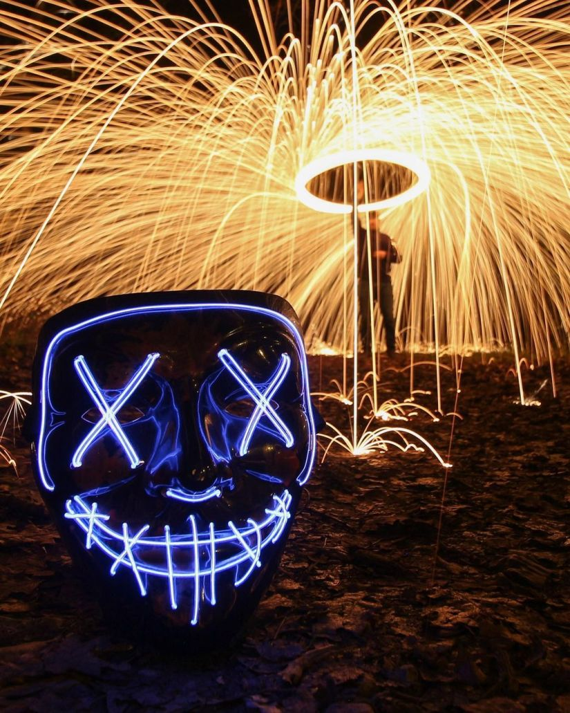 How to Make Artistic Steel Wool Photography Ideas