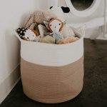 Newborn props nursery basket ideas