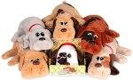 newborn props, toys stuffed puppie ideas