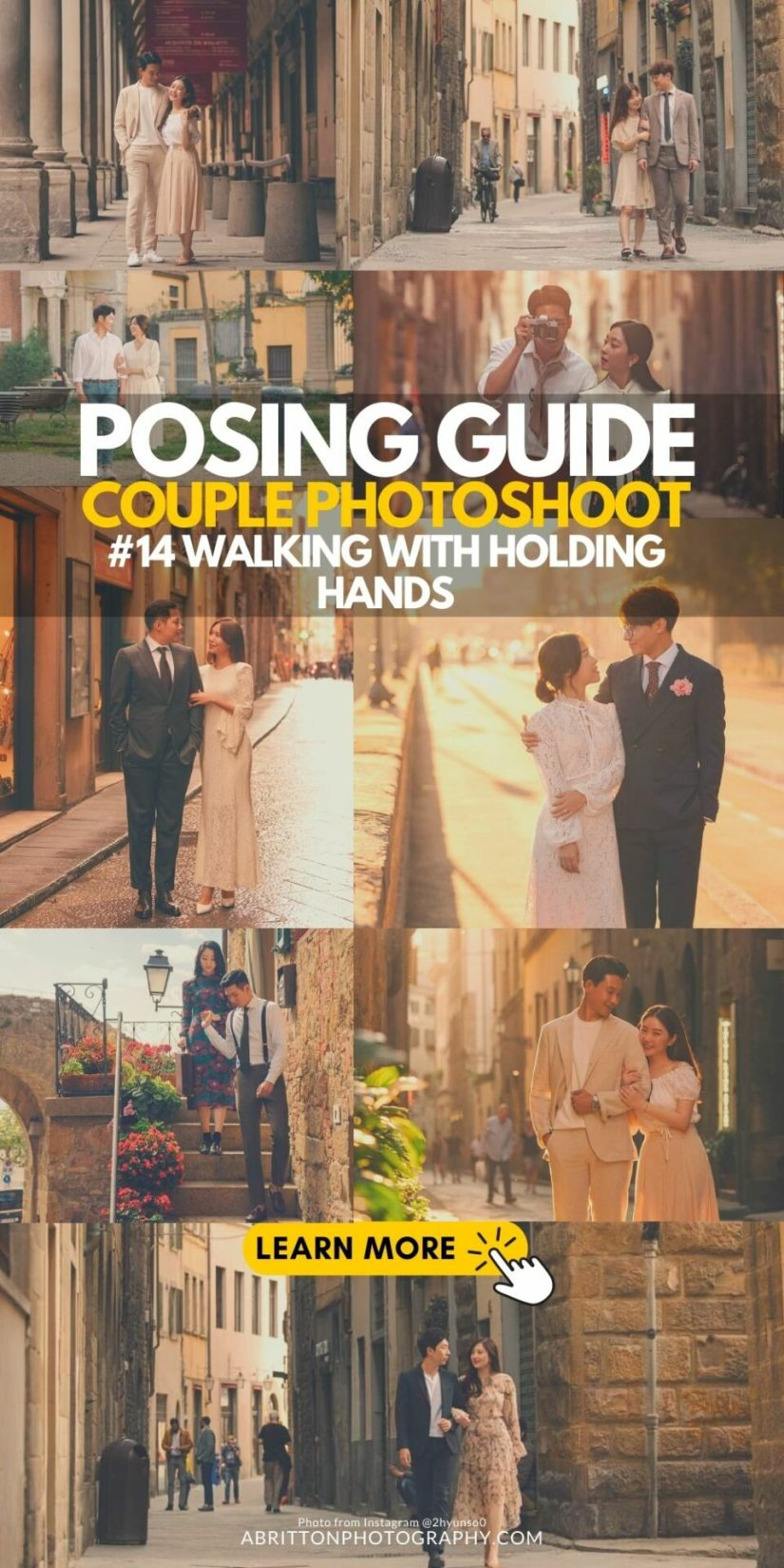 Couple Photo Ideas and Poses
