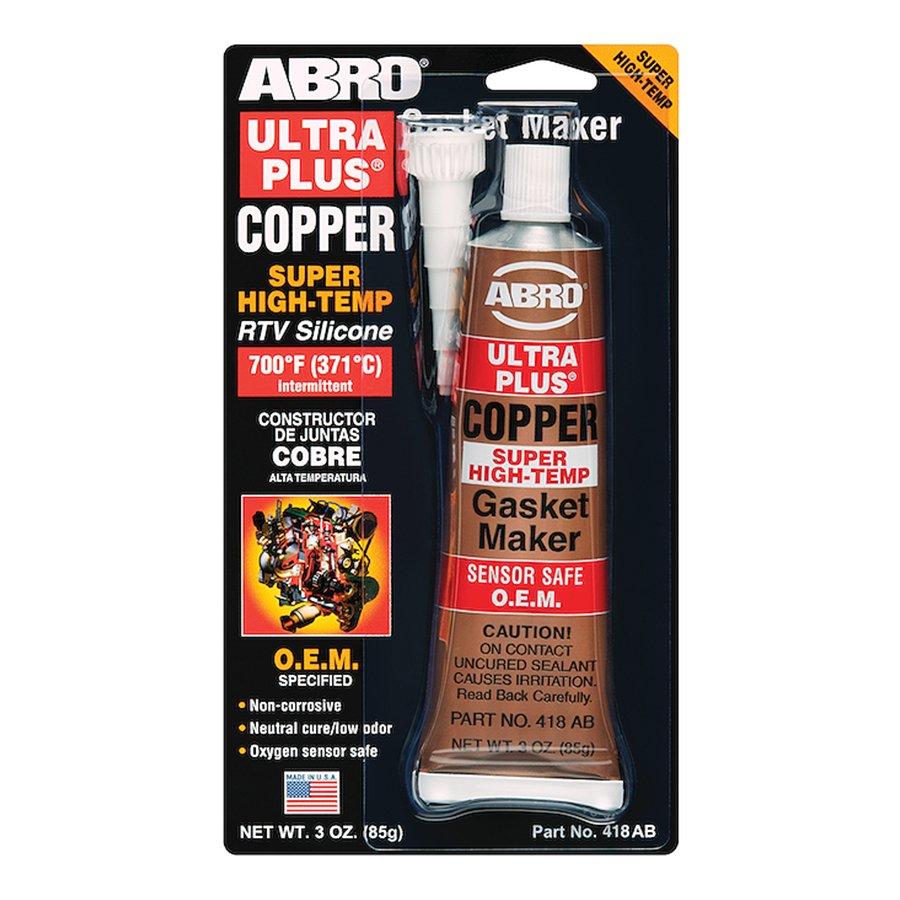 ultra plus copper rtv silicone gasket