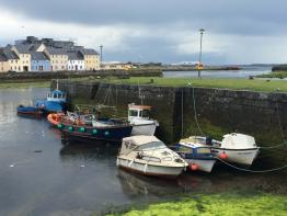 © Andrea La Valleur-Purvis - Tide is out in Galway, Irland