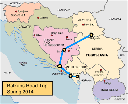balkans-political mapped
