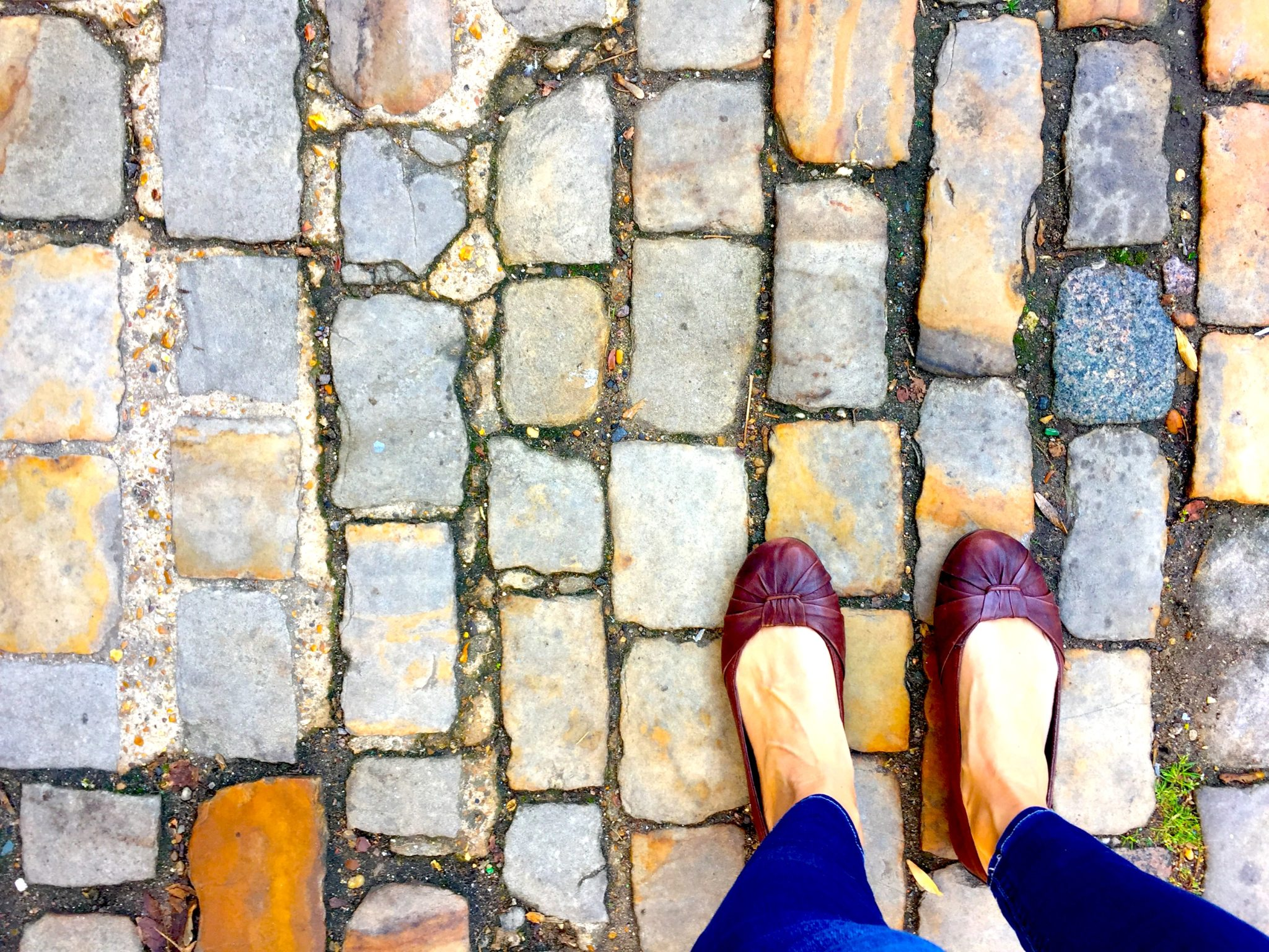 Cobblestones \u0026 69 Shoes: Which wore
