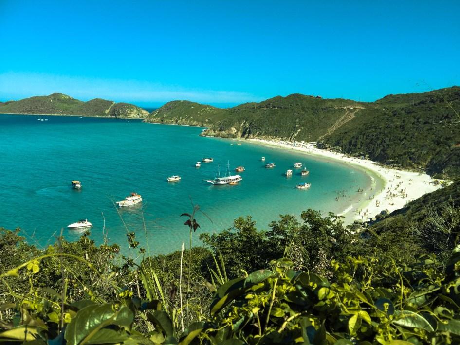 Brasilian beach - abroadship.org