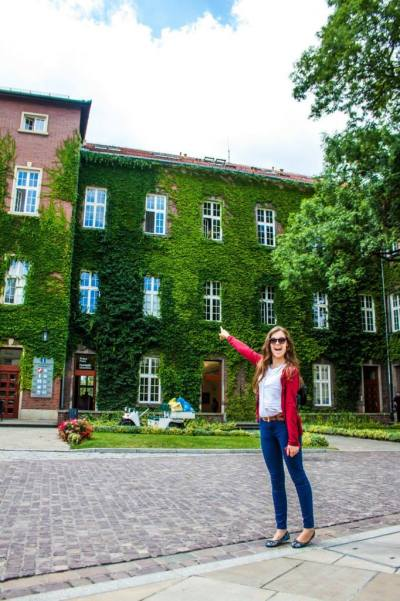 Sofia - volunteer - Belarus - abroadship.org