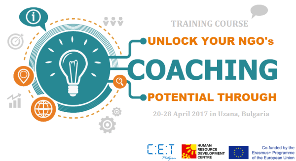 Unlock your NGO's potential through Coaching - Bulgaria -training course - abroadship.org