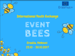 EventBees - Youth exchange - Croatia - abroadship.org