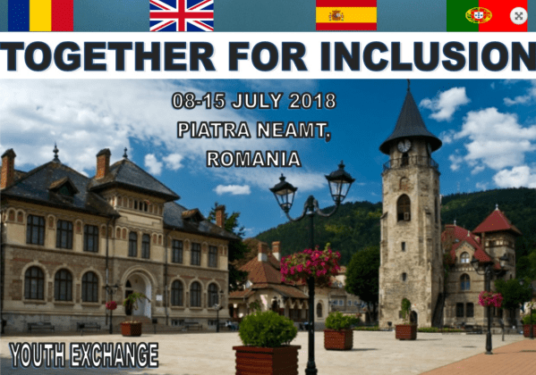 Together for Inclusion - Romania - youth exchange - abroadship.org