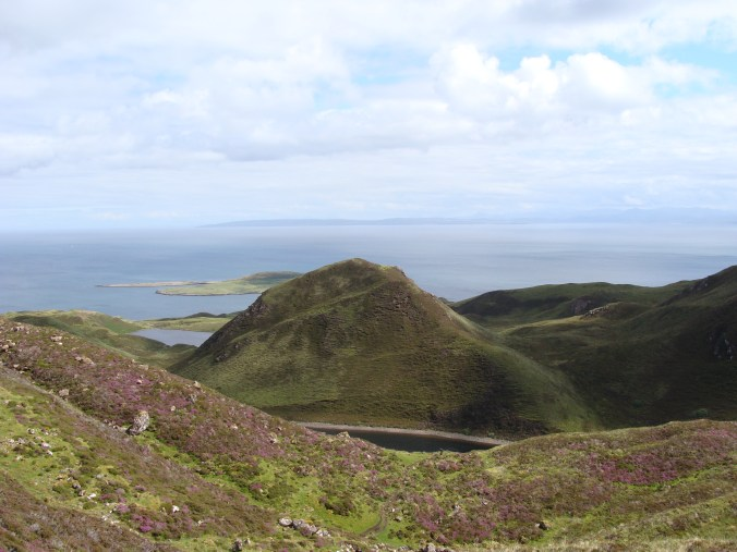 East or West - Outdoors is the Best - youth exchange - Famous Isle of Skye trail marking - abroadship.org