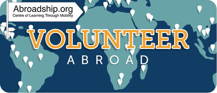 Volunteers abroad