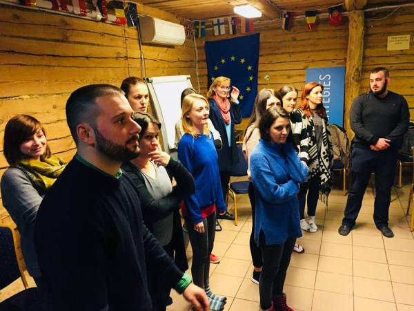 Training course: Cross Over - Latvia - abroadship.org