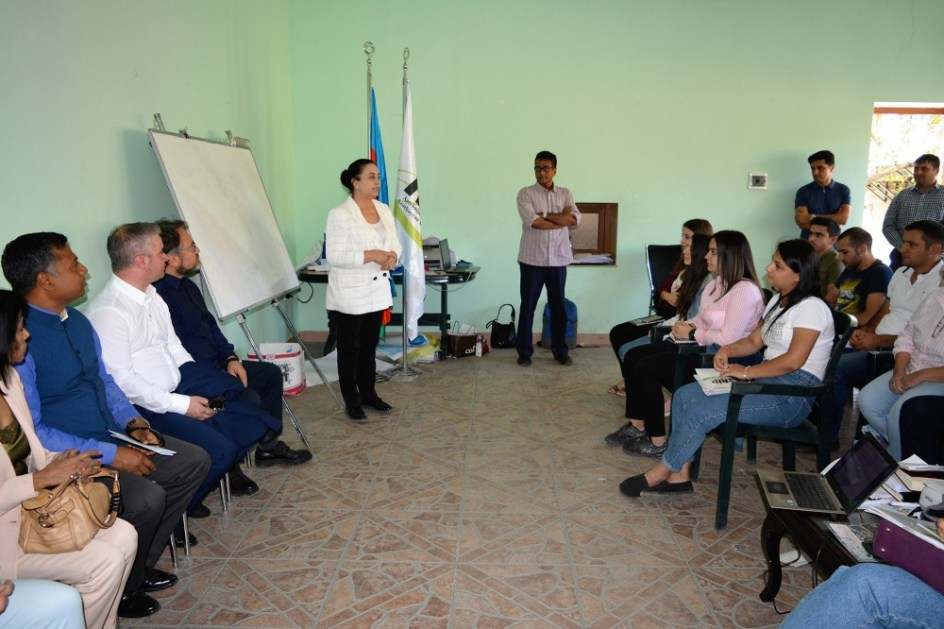 Training course:Training for Trainers (Beginners) - Russian Federation - abroadship.org