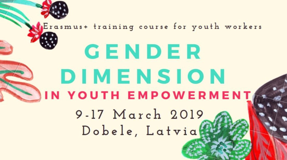 Gender Dimension in Youth Empowerment - training course - abroadship.org