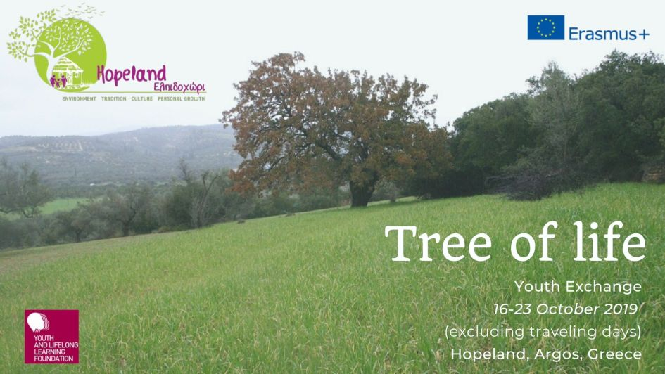 Youth Exchange -Tree of life - Greece - Abroadship.org