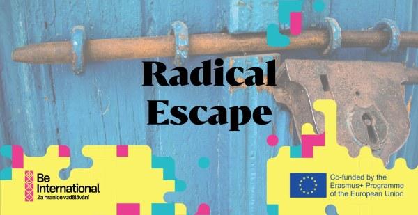 Radical escape - training course - Erasmus plus - Czech Republic - abroadship.org