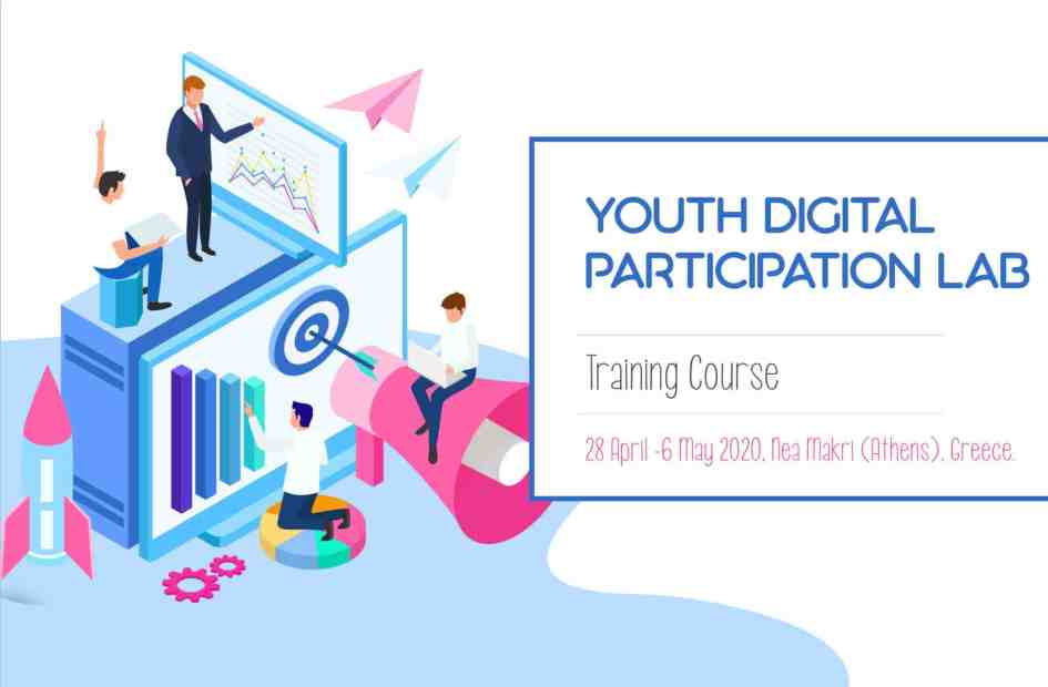 Youth-Digital-Participation - Erasmus plus training course - Greece - abroadship.org
