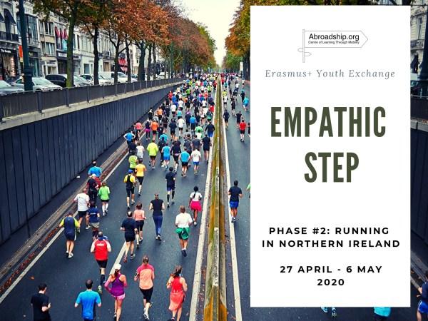 Empathic Step 2: Running in Northern Ireland - United Kingdom - Erasmus plus - youth exchange - Abroadship.org