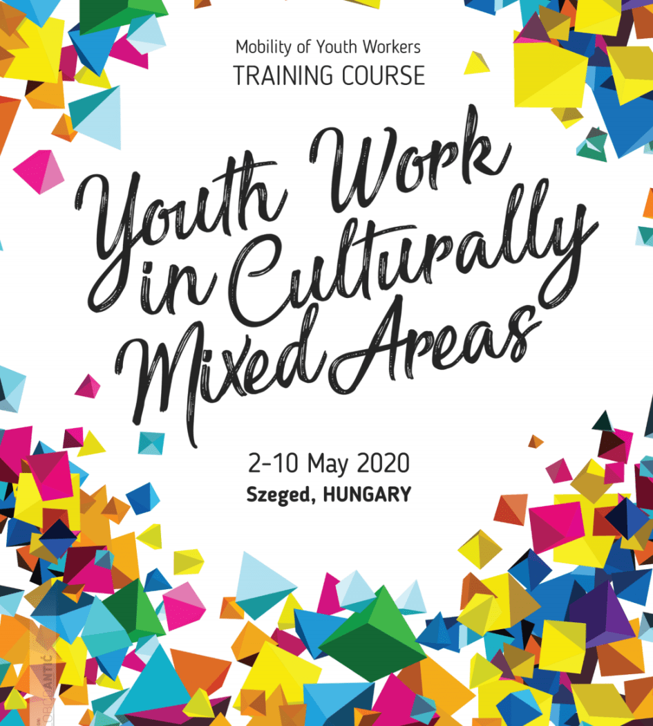 Youth work in culturally mixed areas - Hungary - Erasmus plus training course - abroadship.org