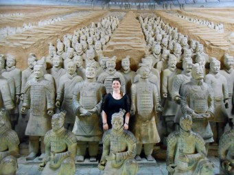 Visiting the Terracotta Warriors in Xi'An