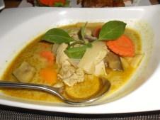Thai: Green Curry