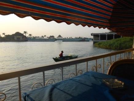 Fisherman on the Nile.