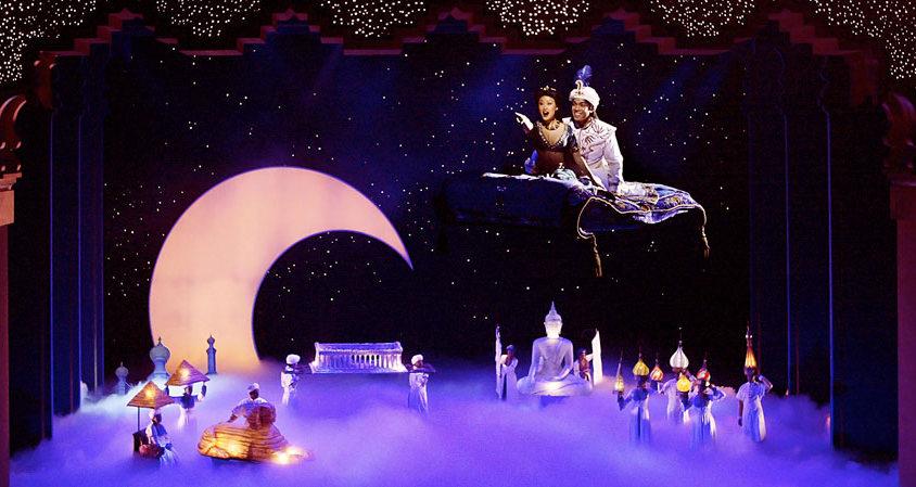 """Aladdin"""" marca data de estreia na Broadway e abre venda de ..."""