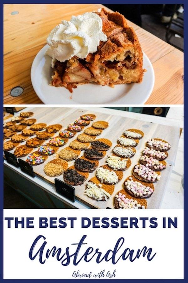 amsterdam desserts