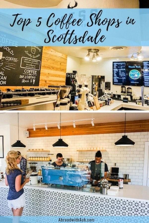scottsdale coffee shops
