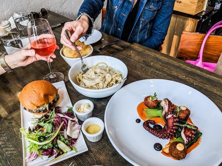 newberg oregon restaurants