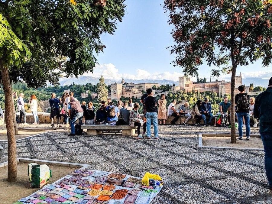 Plaza de San Nicolas