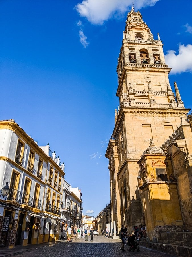 best things to do in cordoba spain