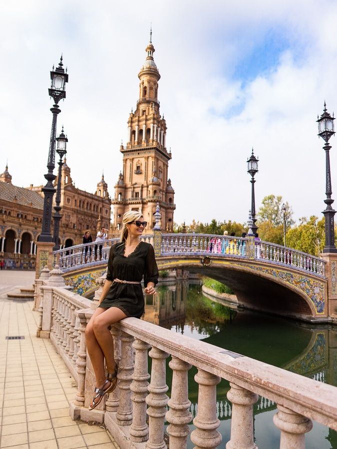 best time to visit sevilla