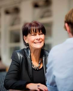 Geschäftsführerin Angela Brockmann