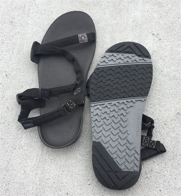 Xero Z-Trail Review: The Best Travel Sandals, for men