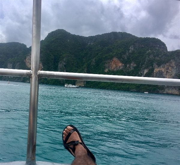 The Xero Z-Trail Sandal Review - travel sandals ready for relaxation and adventure