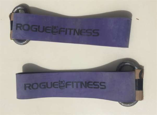 Recreating weighted workouts with resistance bands