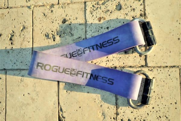Shorty Rogue Monster Bands Review: Making mini band exercises for legs the best leg workout option from home gyms to hotel room workots