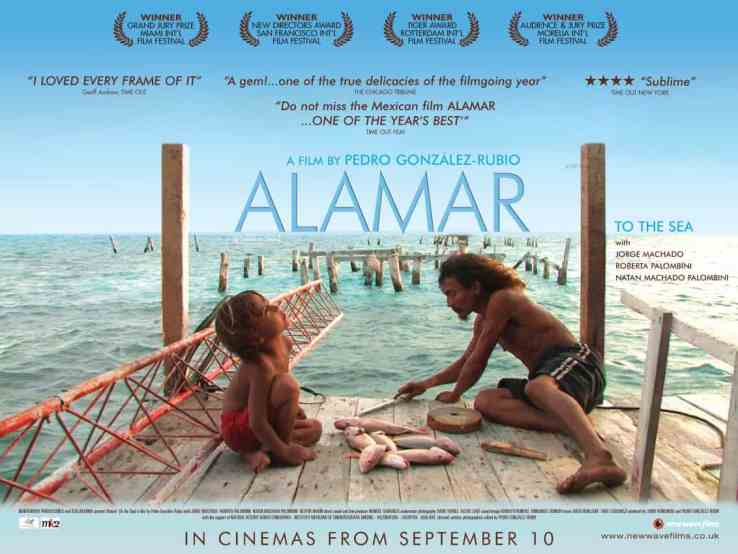 The 10 Best Adventure Travel Movies that no one mentions: alamar