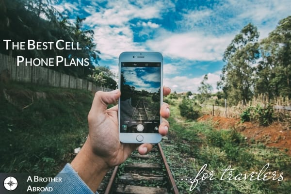 The Best Cell Phone Plans for International Travel