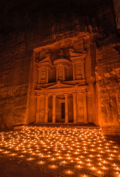 Petra By Night: Guided Petra Night Tours
