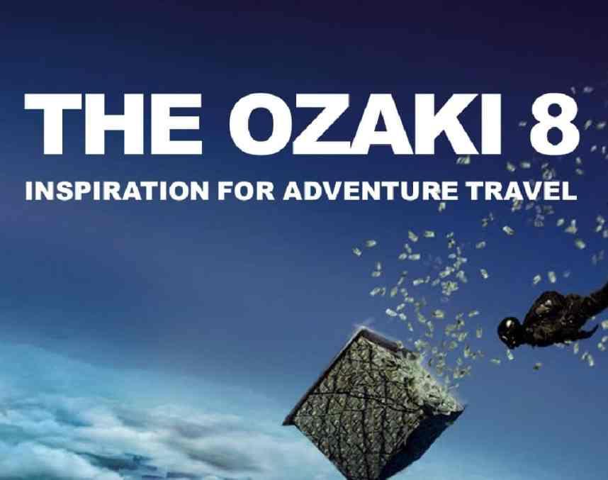 Ozaki 8 - Inspiration for Outdoor & Adventure Travel