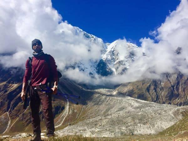 The Lowa Renegade GTX in the Himalayas