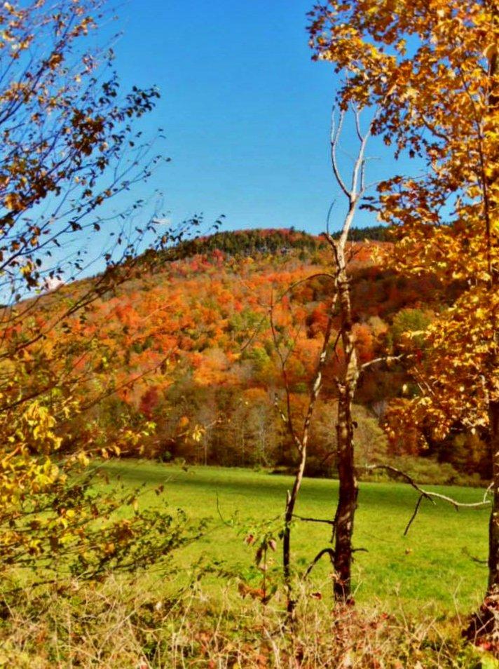 Somewhere in Vermont...