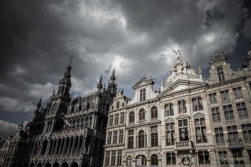 Drama at Grand Place